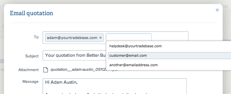 customer-email-select