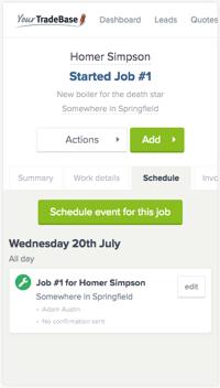 job-schedule